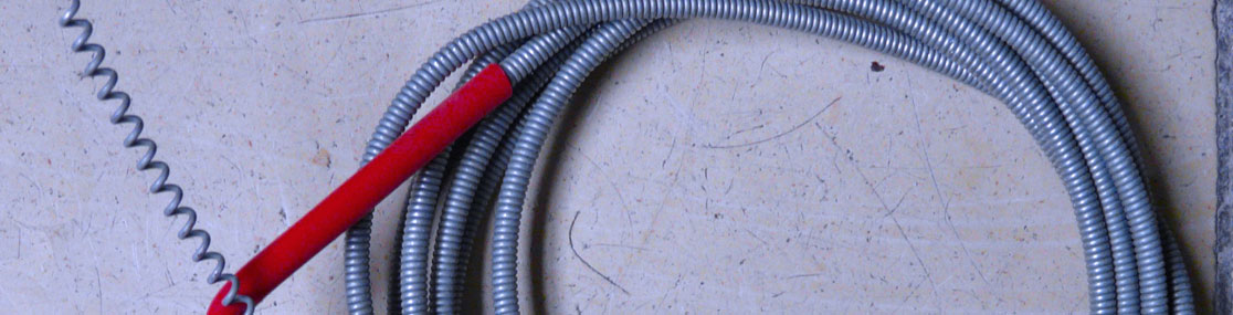 Auger - Plumbing Tool
