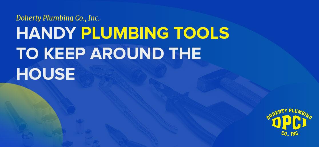 Handy Plumbing Tools
