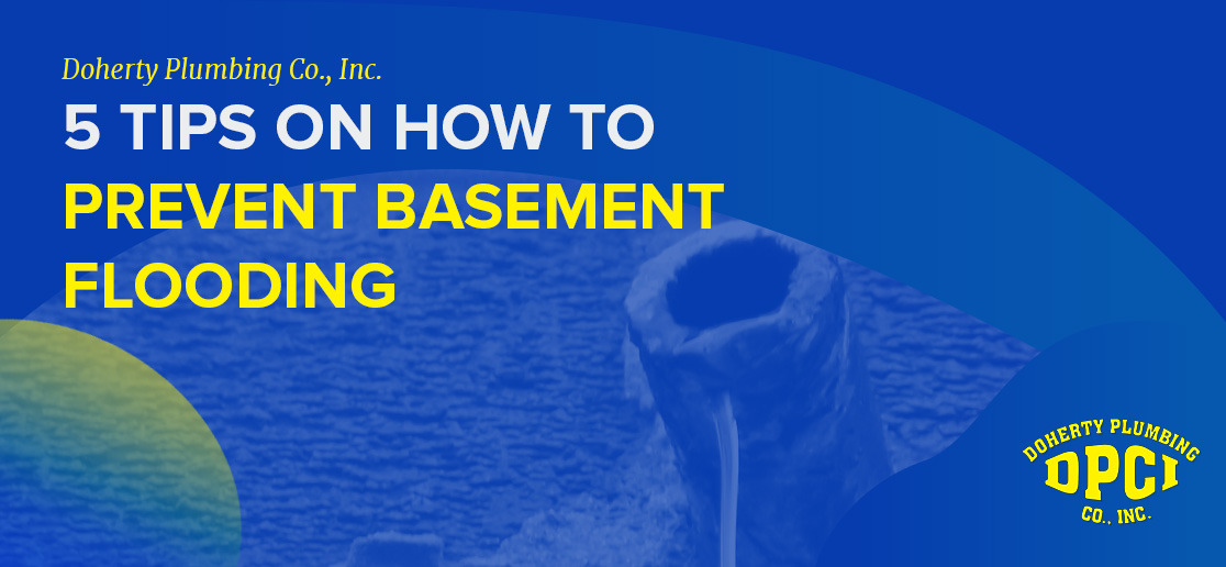 5 Tips On How To Prevent Basement Flooding 1