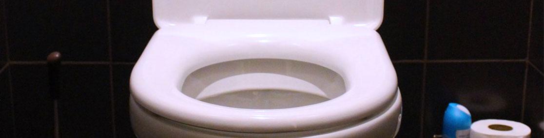 Leaky Toilet Base