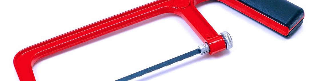 Hacksaw Tool for Plumbing