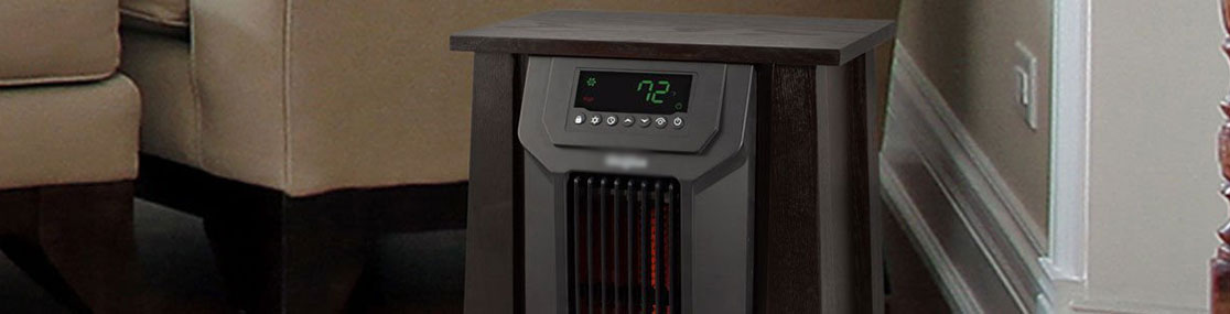 Portable Heater with Infrared Technology