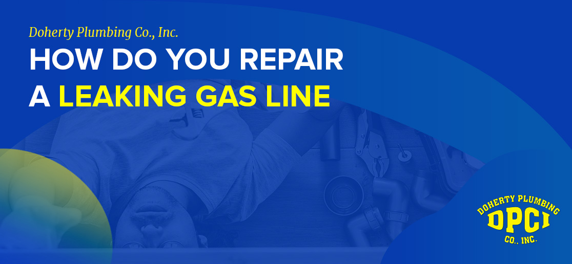Gas Line Repair Services Chantilly