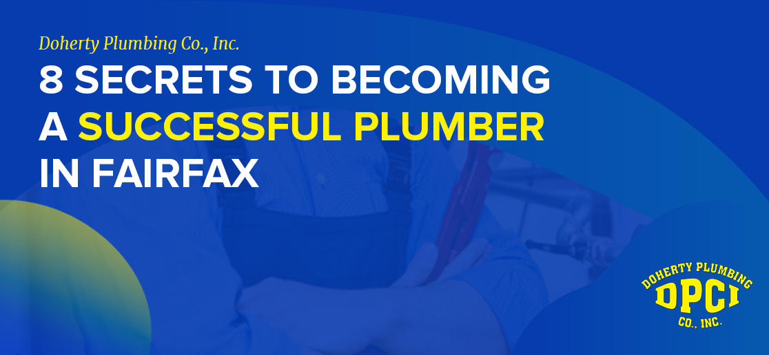 Successful Fairfax Plumber