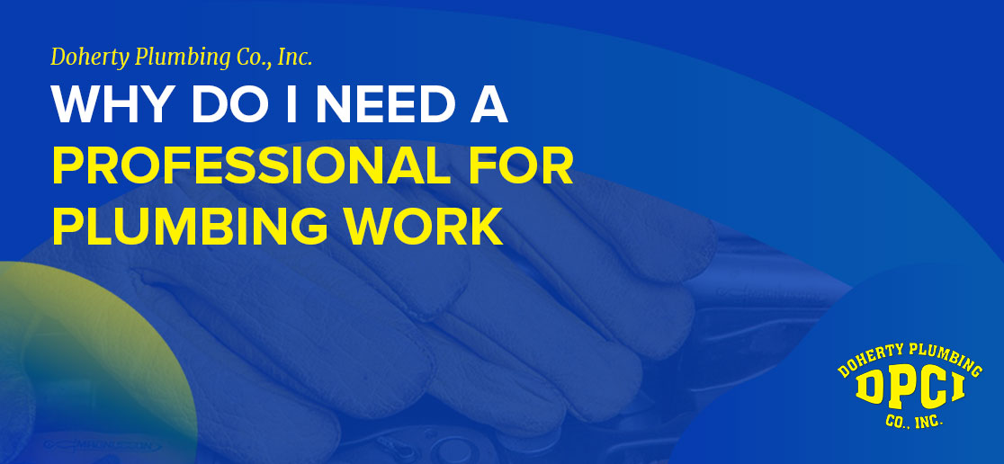 Why Do I Need a Professional for Plumbing Work 4